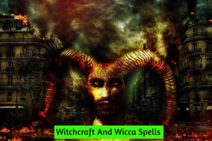 Witchcraft and Wicca Spells