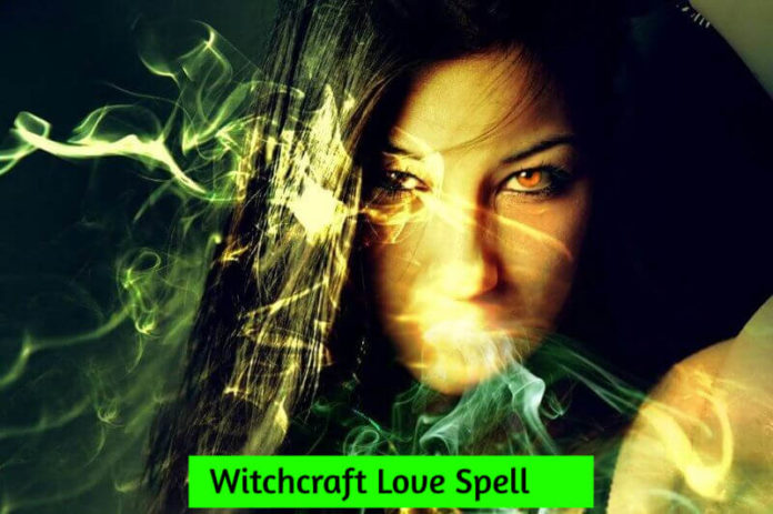 Witchcraft Love Spell
