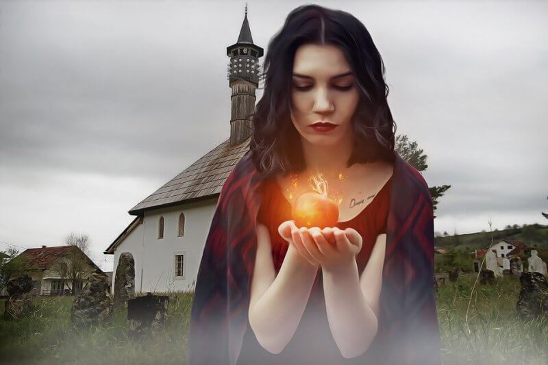 spell psychic